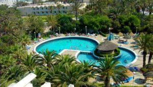 отель Marhaba Beach 4* в суссе