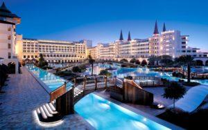 Европейские отели в Турции