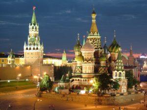 достопримечательность России