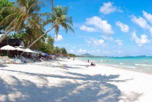 центральный пляж чавенг