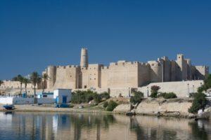крепость рибат в монастир