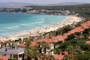 Курорт Измир в Турции