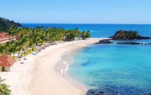 белоснежный пляж на джерба