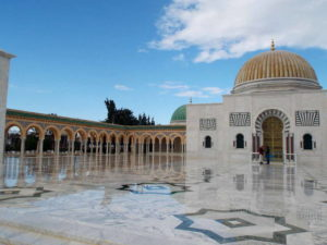 Мавзолей Хабиба Бургибы в монастир