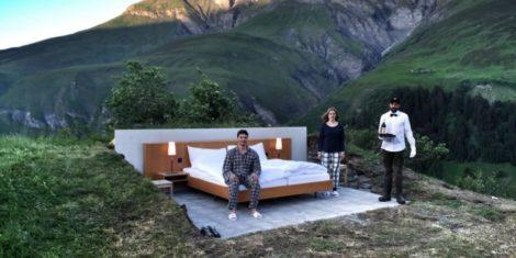 отель ноль звёзд в швейцарии