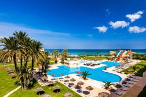 курорт монастир в тунисе
