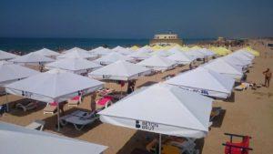 пляж отеля Beton Brut 4*