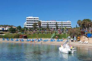 Cavo Maris Beach 4* в протарас на кипре