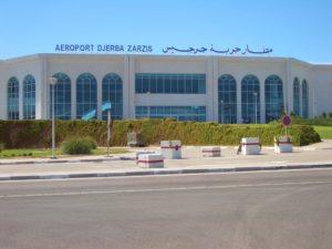 аэропорт на острове джерба