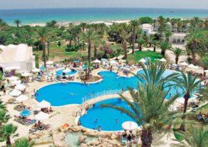 отель Marhaba Beach в суссе