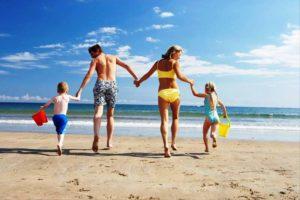 безопасность детей на море