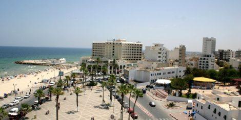 курорт сусс в тунисе