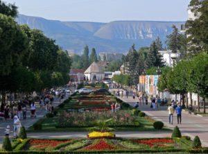 Лечебный отдых в Кисловодске