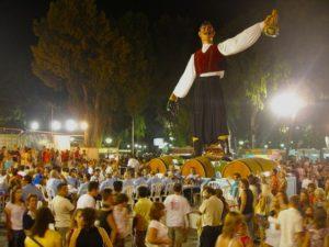 фестиваль вина в лимассоле