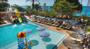 Amathus Beach Hotel Limassol 5* в лимассоле