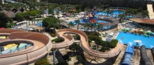 аквапарк Water World в айя напа