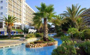 отель Sentido Sandy Beach Hotel 4* в ларнаке
