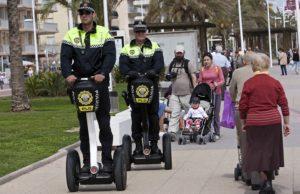 полиция за рубежом