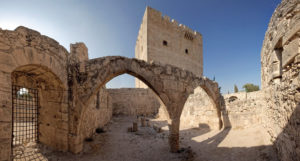 крепость колосси в лимассоле