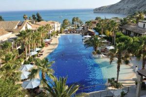 Columbia Beach Resort 5* в писсури на кипре
