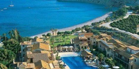 Курорт Писсури на Кипре