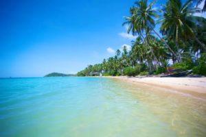 пляж той нгам в Тайланде