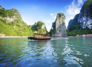 парк халонг во вьетнаме
