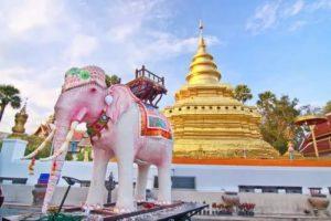 храм Ват-Пра-Дои-Сутхеп в тайланде