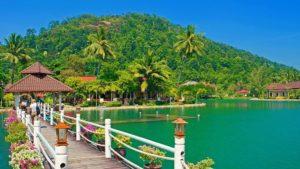 остров ко чанг в тайланде
