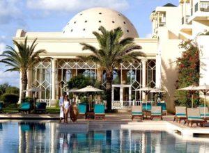 отель в махдии в тунисе