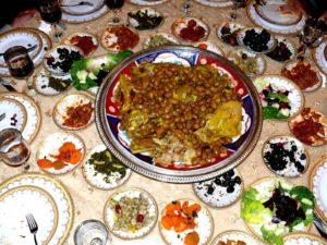 кухня в тунисе