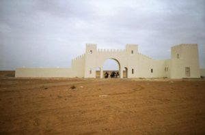 Ворота в Сахару в Тунисе