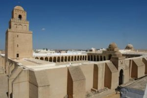 священный город Кайруан в Тунисе