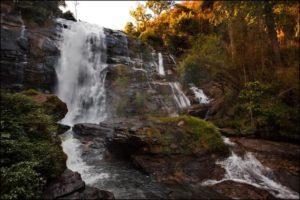 водопад мэ-сурин в тайланде