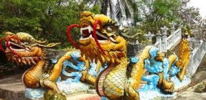 легенда вьетнама о драконе