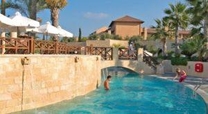 отель Elysium 5* в Пафосе Кипр