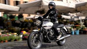 на мотоцикле по Италии