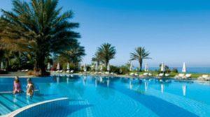 Constantinou Bros Athena Beach Hotel 4* в Пафосе