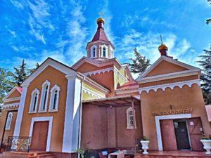 Свято-Никольский Храм в туапсе