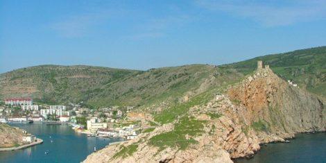 Балаклава в Крыму
