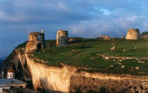 крепость каламиты инкерман крым