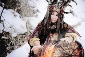 экстрасенс Кажетта Ахметжанова