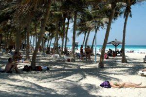 Парк-пляж Джумейра