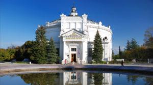 Достопримечательности западного берега Крыма