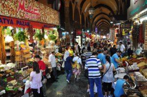 Как правильно торговаться на базаре в Турции