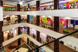 торговый центр Gorky Gorod Mall
