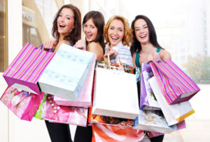 удачный шопинг в турции