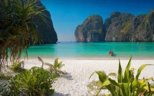 популярные пляжи в тайланде