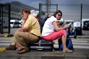 невыездные туристы