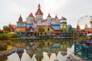 парк аттракционов в Сочи